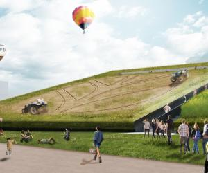 Earth Screening for EXPO Milan 2015