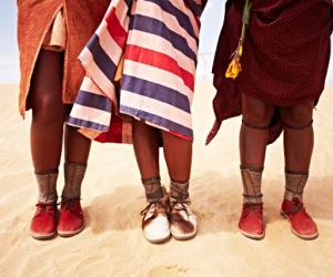 These boots are made for walking: South African vellies get a revamp.