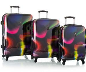 Organik luggage collection by Karim Rashid.