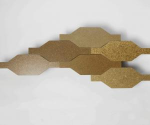 The Particle Boards from Agricultural Waste by Charles Job.