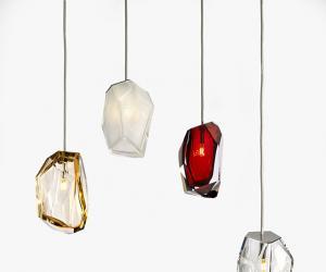 Crystal Rock by Arik Levy for Lasvit.