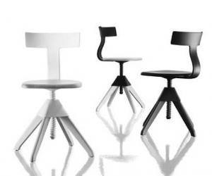 Tuffy chair by Konstantin Grcic for Magis.