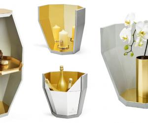 Multifacet collection by Matali Crasset for LCDA.
