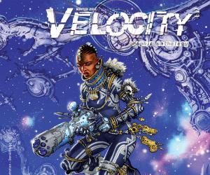 Velocity by Moray Rhoda.