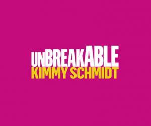 """Unbreakable Kimmy Schmidt"" title sequence design by Pentagram's Emily Oberman."