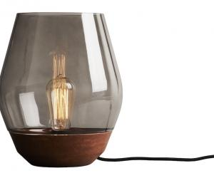 Bowl Table Lamp by New Works.