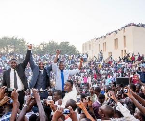 Akon Lighting Africa in Niger