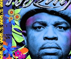 "The album art for Richard Mthetwa's ""Nozinja Lodge"" was designed by Los Angeles design duo, Oval-X."