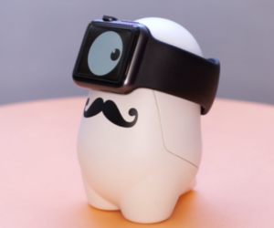 WatchMe is the cute alternative to a boring charge station.