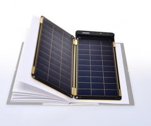 Yolk Solar Paper charger