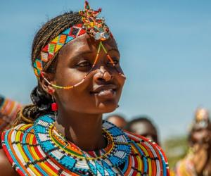 Kenyan photographer Georgina Goodwin captures the stories of women who have found refuge in the matriarchal village of Umoja after surviving sexual violence