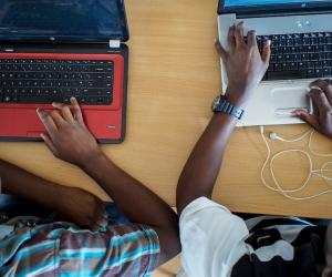 The tech and startup scene in Africa is burgeoning. Now innovation is being taught in schools, with the help of the LEGO Education Innovation Studios