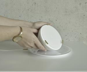 Fabian Zeijler designed momentum and pūrificātum, personal air purifiers that you can take with you to anywhere.