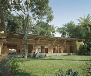 A Bangladeshi firm has won the Earth Architecture Competition. Founded by the Nka Foundation, the competition called architects to build an arts centre in Ghana