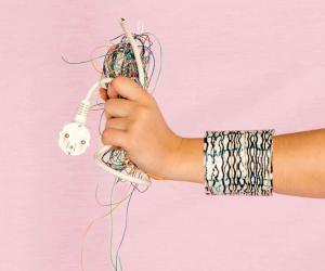 e-waste jewellery
