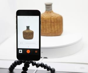 Affordable, easy to set up 360-degree photography