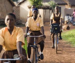 bikes in Ghana initiative