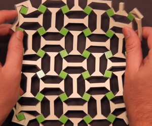 New, innovative material inspired by ancient design