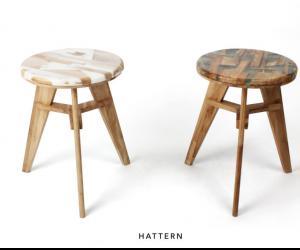 HATTERN's ZERO PER STOOL