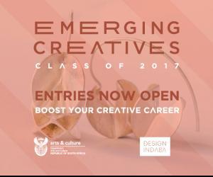 Emerging Creatives 2017: Entries open