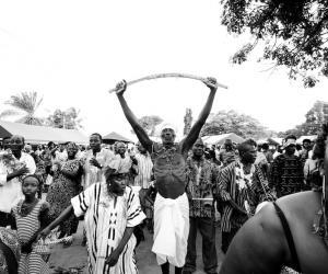 Festivals series by Ofoe Amegavie