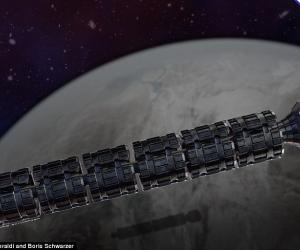 Solar Express rendering