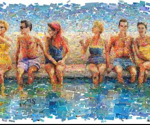 Charis Tsevis' Endless Summer