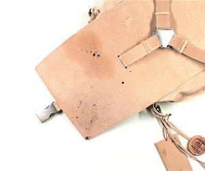 Tina Gorjanc creates products made from human skin