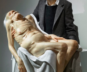 Sam Jinks installation