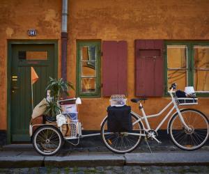 Sladda for non-cyclists
