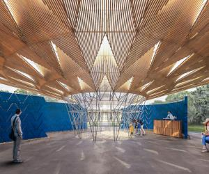 Our longtime friend and Design Indaba alumnus Francis Kéré has been chosen to design the 2017 Serpentine Pavilion in London. It will be his UK debut.