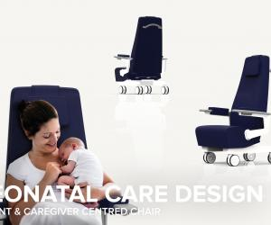 Rhys Jones Neonatal chair design