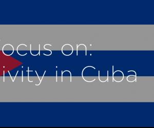 Creativity from Cuba