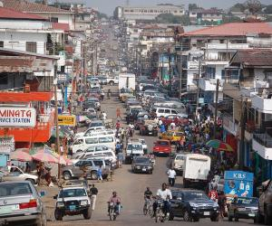 Downtown Monrovia in 2009 by Erik (HASH) Hershman