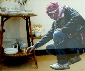 Holograms from Syria