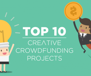 TOP 10 CROWDFUNDING