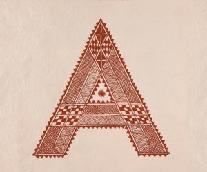 Chittara Typeface by Ishan Khosla Design