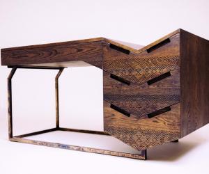 Mvelo Desk by Siyanda Mbele