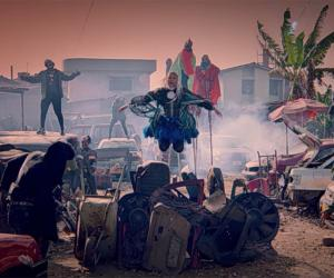 Absolut/Africa Is On Fire - Picture via Egg Films