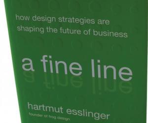 A Fine Line by Hartmut Esslinger.