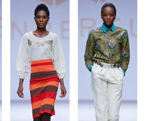Nkateko Odysseus Shirindza is the clever set of hands behind the eclectic and Africanesque fashion label Arnreuby.