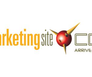 the marketing site