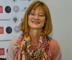 Nina Maritz at AZA Architecture Conference 2013.