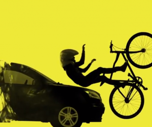 Hövding's Airbag for Cyclists.