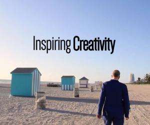 """Inspiring Creativity"" directed by Pablo Ganguli and Tomas Auksas."