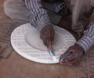 The Cheese Maker by Studio Makkink & Bey and local Indian craftsmen.
