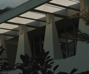 """""""Mixed Plate: The Architecture of Hawaii"""" celebrates the mixed cultural heritage in Hawaii, and how that is distinctly reflected through its architecture."""