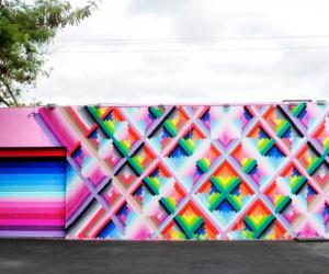 The Walls of Change project is transforming an industrial neighbourhood in Miami into the heart of street art.