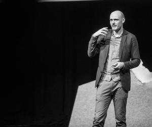 Dominic Wilcox at Design Indaba 2015