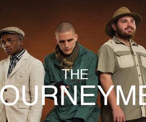 Twenty Journey's the Journeymen documentary poster